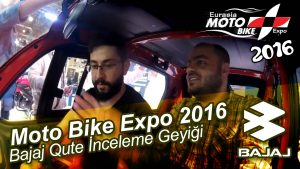 Moto-Bike-Expo-2016-Bajaj-Qute-İnceleme-Geyiği-(Dualvlog)